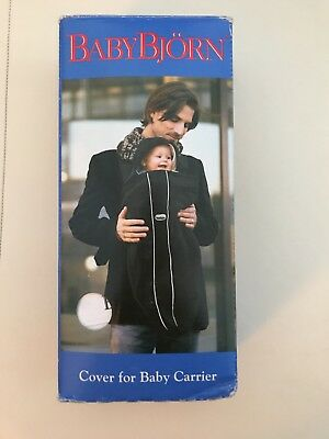Winter / rain Cover For Baby Bjorn Baby Carrier Good Condition Boxed