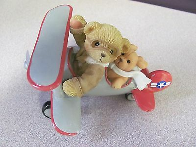 """Cherished Teddies """"There Is No Limit How Far You Can Go Warren"""" 789828"""
