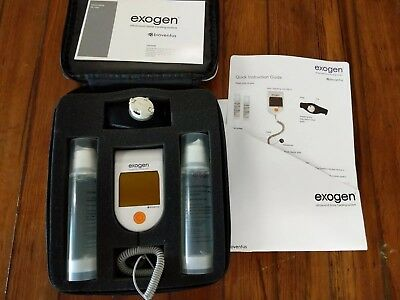 Exogen Ultrasound Bone Healing System By  Bioventus(Pre-Owned)