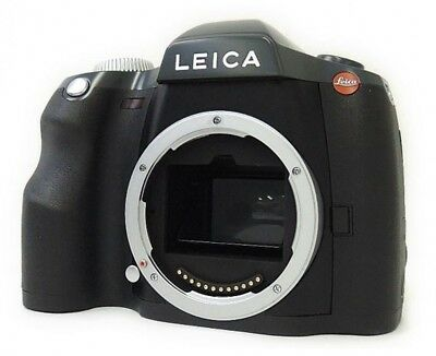 LEICA S-E Typ 006 (10812) Camera Body with Full Accessory Unused (1oR)
