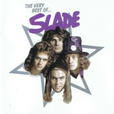 The Very Best Of : Slade NEW CD Album (9800715     )
