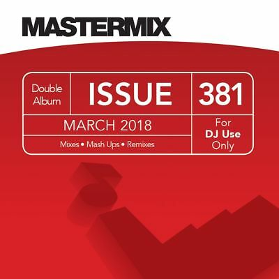 Mastermix L@@K What's New, Pre-Order MARCH ISSUE 418, 10 MIXES ACROSS 2 X CD'S.