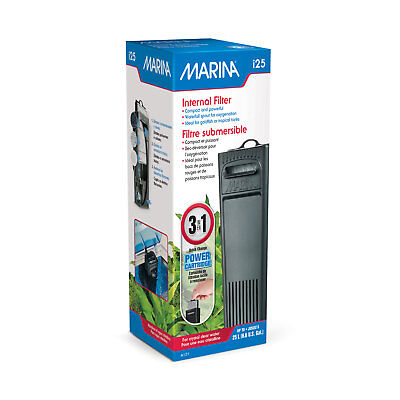 Marina i25 Internal Filter - For Aquariums up to 25 L (6.6 US Gal.)