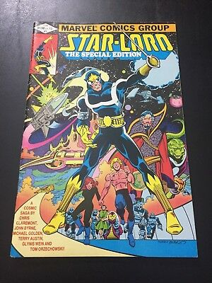 Starlord, The Special Edition #1 - VF (Feb 1982, Marvel)
