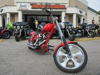 2003 Custom Built Motorcycles Chopper  CUSTOM CHOPPER