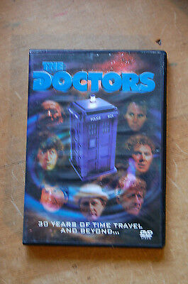 Doctor Who unofficial 30th anniversary documentary. DVD