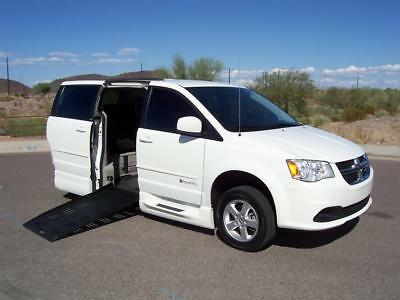 2012 Dodge Grand Caravan SXT Wheelchair Handicap Mobility Van 2012 Dodge Grand Caravan SXT Wheelchair Handicap Mobility Van Best Buy Low Miles