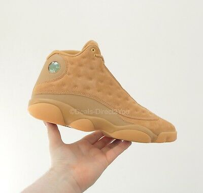 dffb9df3431e Nike Air Jordan 13 Retro Elemental Gold   Baroque Brown