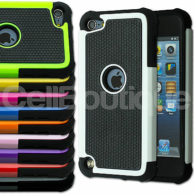 For Apple iPod Touch Case 4 5 6 Generation Hard Shock proof Cover Screen Shock