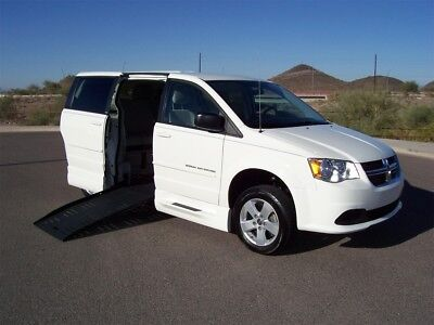 2013 Dodge Grand Caravan SE Wheelchair Handicap Mobility Van 2013 Dodge Grand Caravan SE Wheelchair Handicap Mobility Van Low Miles