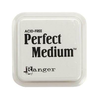Ranger Perfect Medium Stamp Pad - Clear