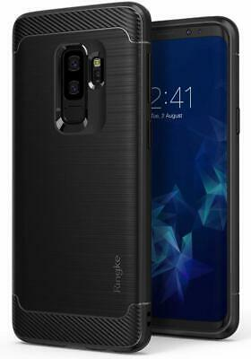 For Samsung Galaxy S9 Plus | Ringke [ONYX] Rugged Flexible Protective Case Cover