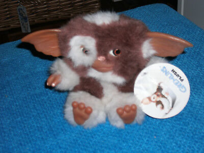 """NECA 'GREMLINS PLUSH' FIGURE 5"""" HIGH x 8"""" WIDE ~ GREAT CONDITION with TAGS"""