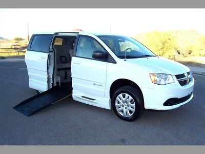 2015 Dodge Grand Caravan SE Wheelchair Handicap Mobility Van 2015 Dodge Grand Caravan SE Wheelchair Handicap Mobility Van Low Miles