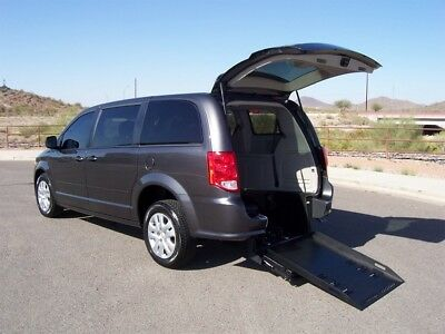 2017 Dodge Grand Caravan SE Wheelchair Handicap Mobility Van 2017 Dodge Grand Caravan SE Wheelchair Handicap Mobility Van Best Price