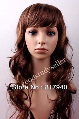 SEX DOLL  High quality Realistic  Female Mannequin Head FREE SHIPPING