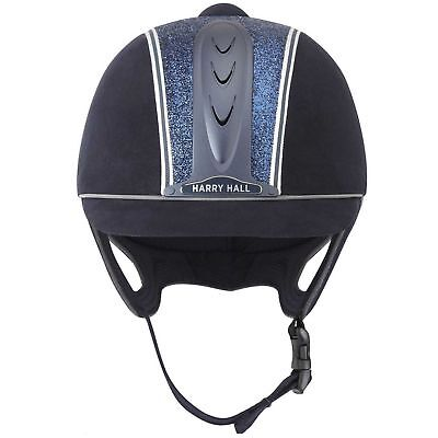 Harry Hall Harry Hall Legend PAS015 Cosmos Riding Hat Navy SIZE 7/ 57
