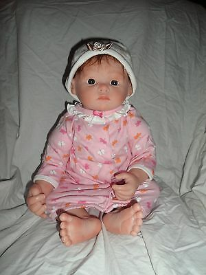 Reborn Baby Girl Kelly Sculpted by Cheryl Hill Very Cute Baby