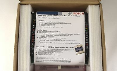 Bosch D7212GV3 Conettix IP‑Based Control Panel - Intrusion / Fire Functions