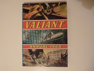 Valiant Annual 1968 - Unclipped, Near Perfect Condition
