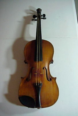 EARLY 19th Century VIOLIN with LION HEAD PEG HEAD