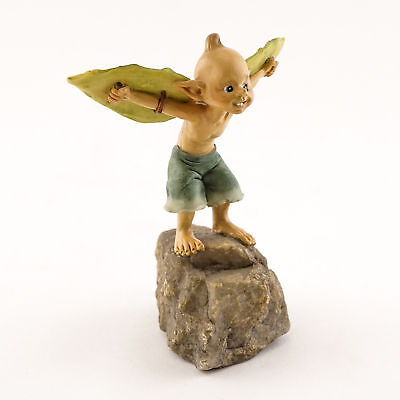 My Fairy Gardens Mini - Garden Pixie Ready to Take Off - Supplies Accessories