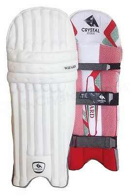 Crystal Sports Wizard Batting Pads- Youth RH