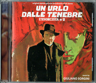 UN URLO DALLE TENEBRE soundtrack by Giuliano Sorgini - CD Digitmovies exorcist 2