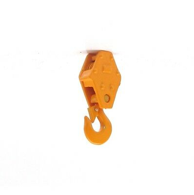 25 TON - 3 Sheaves Crane Hook Block / 1:50 Scale By YCC 250-2