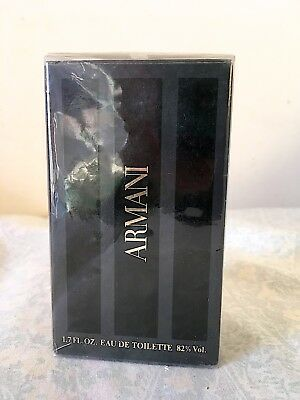 Armani for woman classic edt 50 ml splash vintage sealed pre barcode