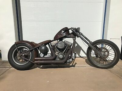 2011 Custom Built Motorcycles Chopper  2011 Exile Brown Pearl motorcycle less than 2k miles - Like new condition!!