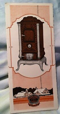 the GARLAND radiant house heater STOVES FURNACES Detroit Michigan STOVE CO