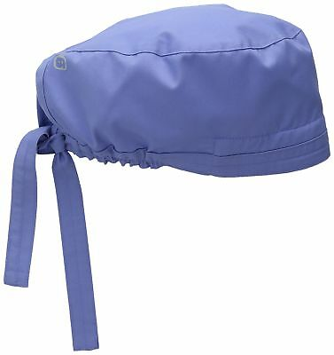 NEW One Size Mens Wonderwork Unisex Scrub Cap WonderWink Ceil Blue FREE SHIPPING