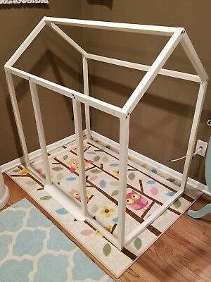 Admirable Retired Pottery Barn Kids Wooden Playhouse Frames 3 Available Best Image Libraries Sapebelowcountryjoecom