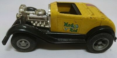 Vintage Tin Toy Tonka Made In Usa, 32 Roadster Toy