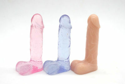 Dildo-Sex - Cheap Realistic Flexible Penis Toy - Small