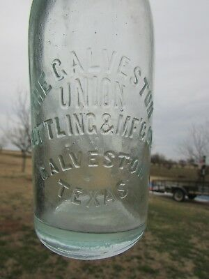 The Galveston Union Bottling & Mfg. Co. (Galveston, Texas)