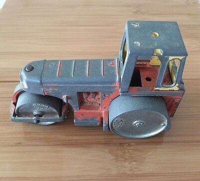 LARGE DINKY TOYS AVELIN BARFORD DIESEL ROLLER MECCANO No 279 MADE IN ENGLAND