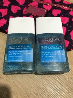 Gentle Eyes & Lips Express Make-up Remover by L'Oreal, 125ml