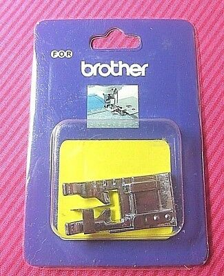 Stitch-In-The-Ditch/edge Joining  Brother Snap-On  Sewing Machine Foot Universal
