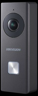 Hikvision Wifi Door Bell DS-KB6003-WIP With Camera Motion Detection 2way audio