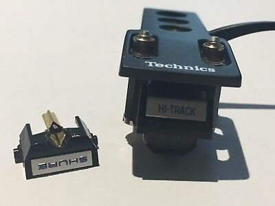 Shure M95HE Headshell / Cartridge / Stylus for Turntable/Record Player