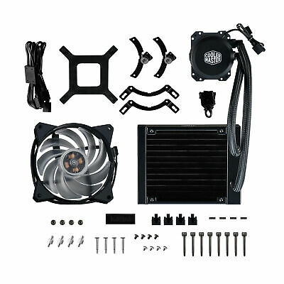 Watercooling Cooler Master MasterLiquid ML120L RGB MLW-D12M-A20PC-R1