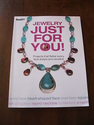 Jewelry Just for You: Bead style:2008:For Every Face shape and Neckline:Preloved