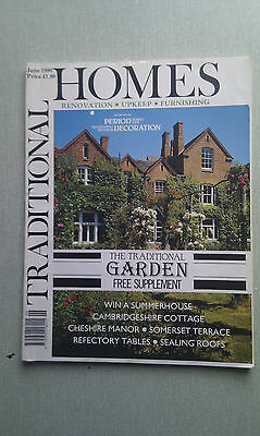 12 issues Traditional Home 1990 Renovation Conservation Furnishing Perfect Home