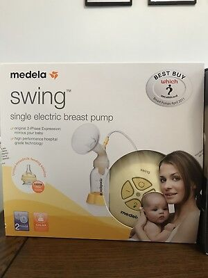Medela Swing electric breast pump with CALMA and a Tommee Tippee CTN Brest pump