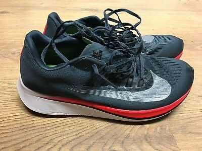 Nike Zoom Fly Men's Running Shoes (Blue/Red/Black) - UK Size 7