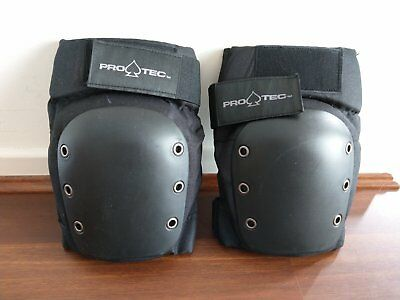 Protec Knee Guard Pad Protection Medium Like New Condition