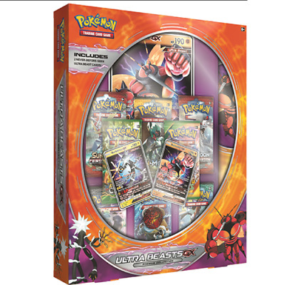 Ultra Beasts GX Premium Collections: Buzzwole GX Collection OVP EN!