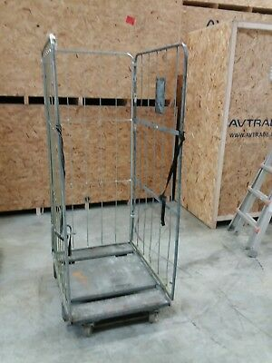 Roll Cages Roller Cages Roll Pallets Bread Cage Milk Cage Wheelie Cages Pallets